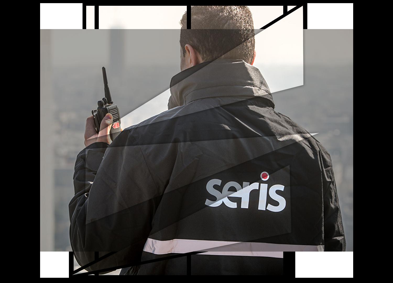 Référence client de l'agence Entrecom Social : Seris Group